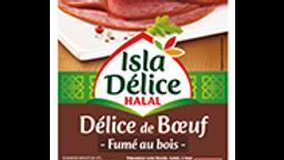 Bacon de Boeuf fumé au bois – Isla Delice