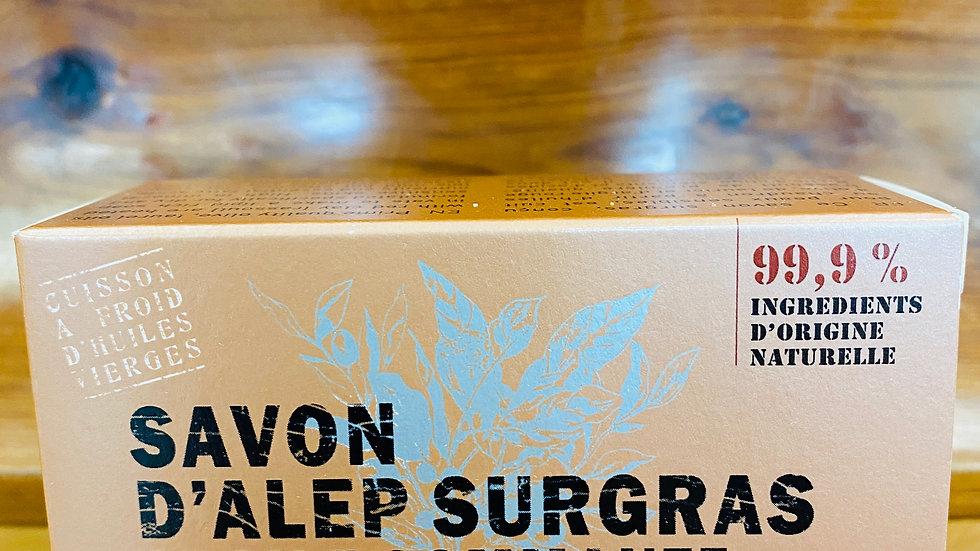 Savon d'Alep Surgras Argile gommante