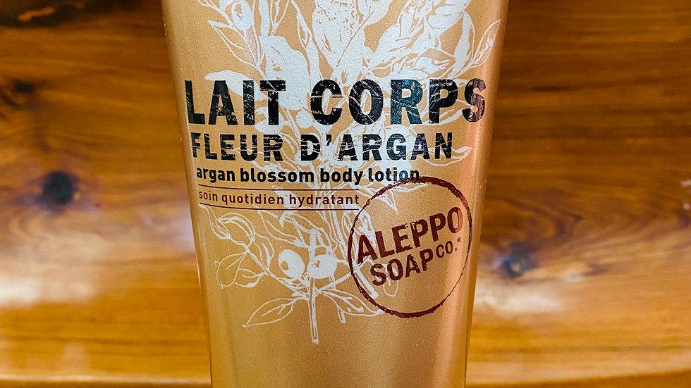 Lait Corps-  Fleur d'Argan