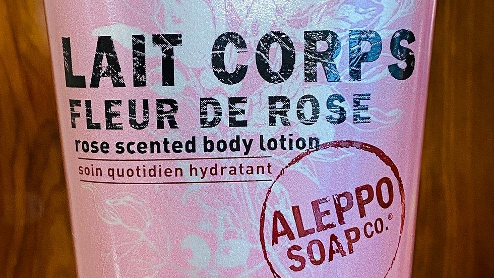 Lait Corps- Fleur de Rose