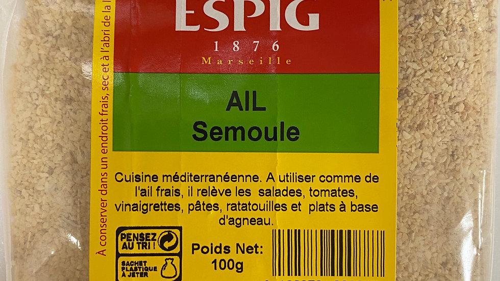 Ail Semoule 100g