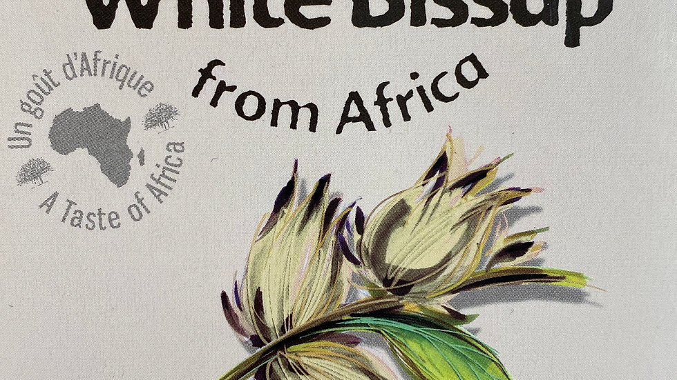 Infusion Hibiscus Blanc BISSAP BIO