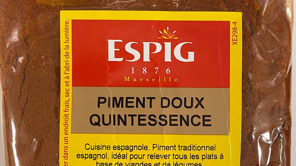 Piment doux Quintessence 100g