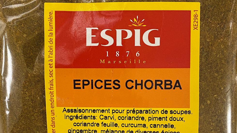 Epices Chorba 100g