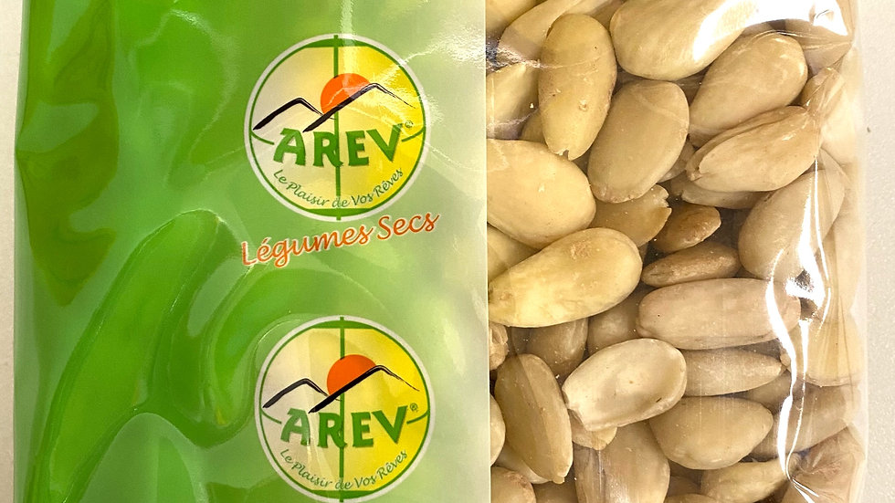 Amandes blanchies AREV 400g