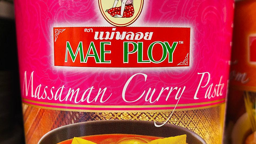 Pâte de curry MASSAMAN