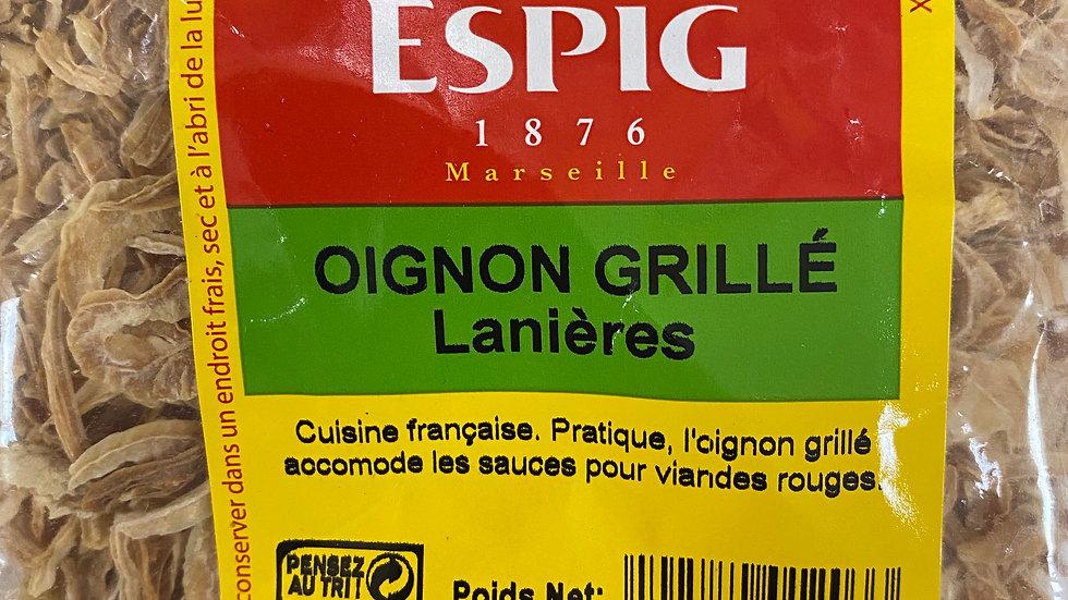 Oignon grillé