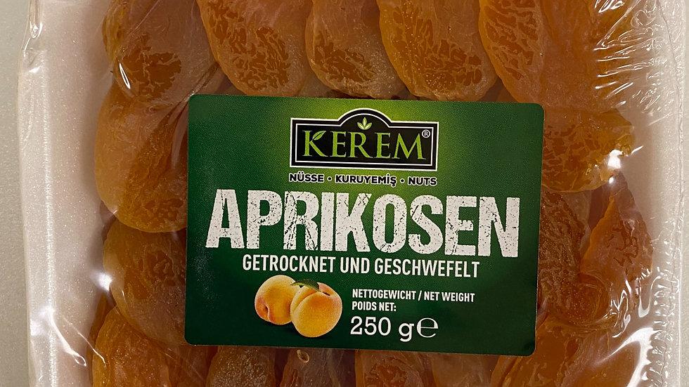 Abricots secs 250g