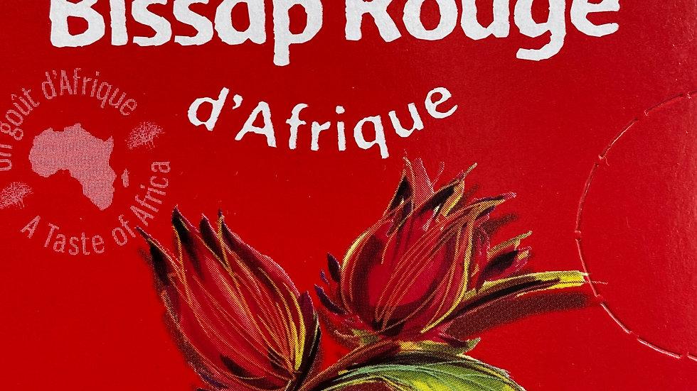 Infusion Hibiscus Rouge BISSAP BIO