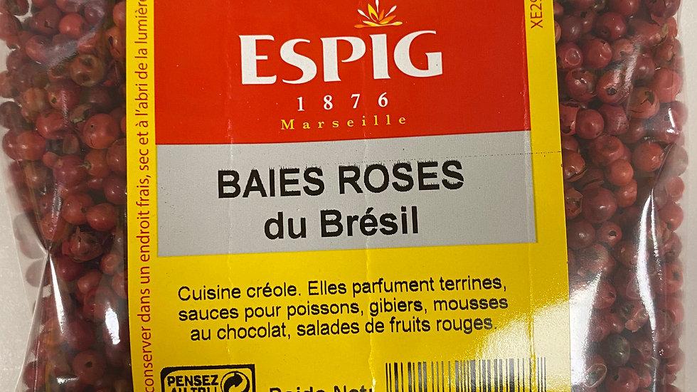 Baies Roses du Bresil 50g
