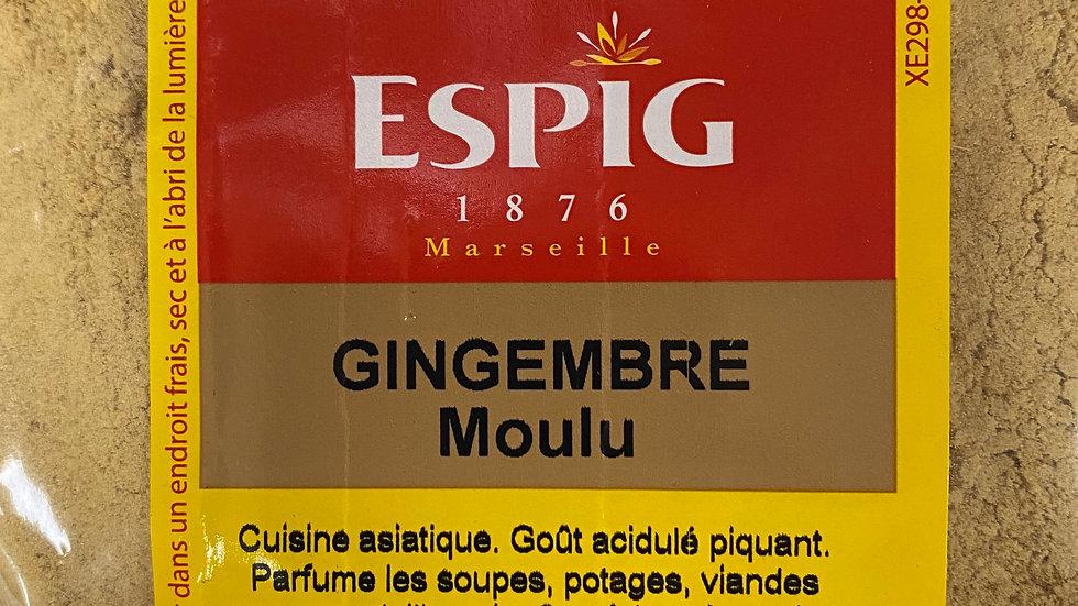 Gingembre Moulu 100g