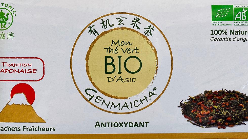 Thé vert Antioxydant BIO