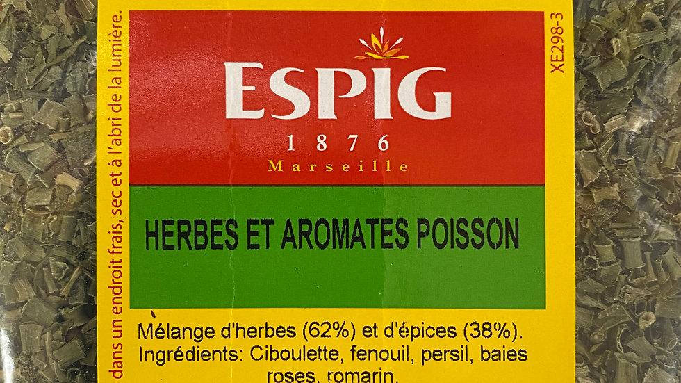 Herbes et Aromates Poisson 30g