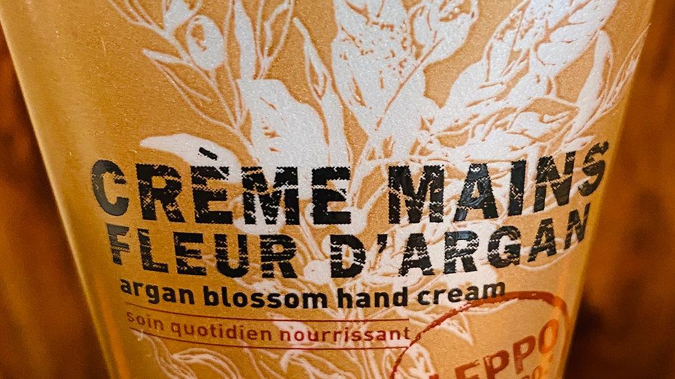 Crème pour les mains- Fleur d'Argan