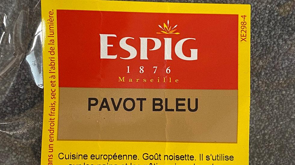 Pavot bleu 100g