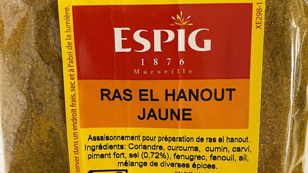 Ras el Hanout Jaune 100g