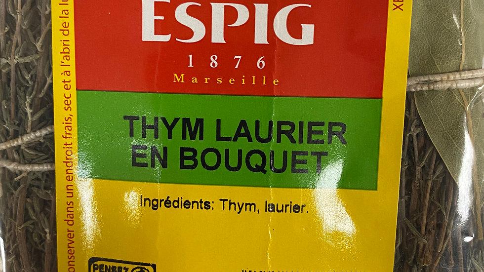 Thym Laurier en Bouquet 10g