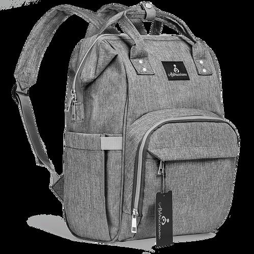 Earl Grey Diaper Bag Backpack