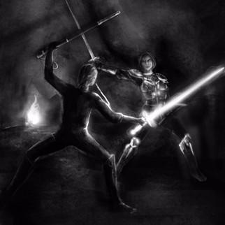 Gul with Acnir vs. Flyk