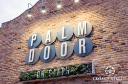 Sweet Events | Palm Door on Sixth