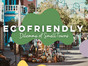 The Eco-friendly Dilemma of Small Towns