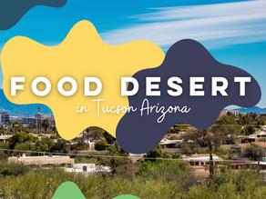Food Deserts in Tucson, Arizona