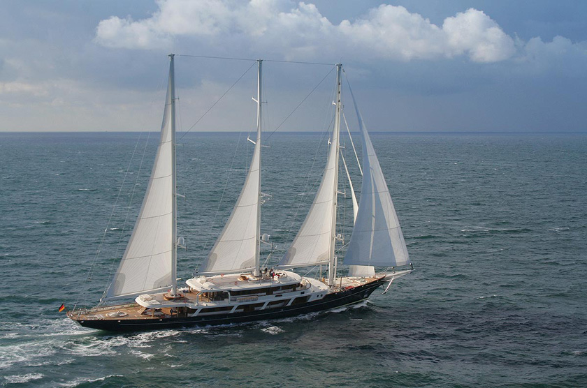 Ollrich Yachts - Eos