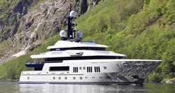Ollrich Yachts - Green