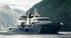 Ollrich Yachts - Cosmos