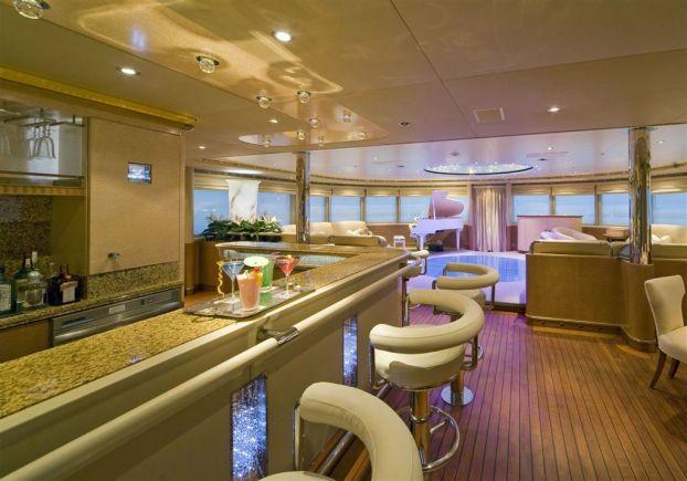 Ollrich Yachts - Bar
