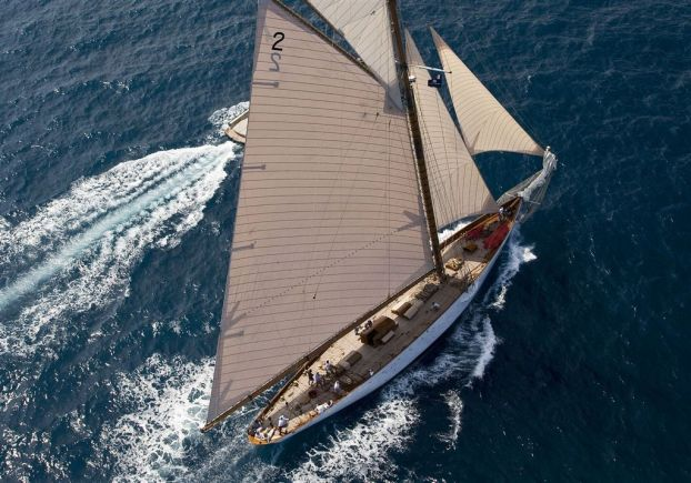 Ollrich Yachts - In the Top