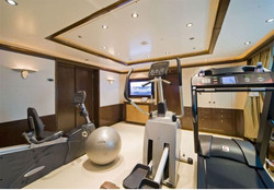 Ollrich Yachts - Fitness