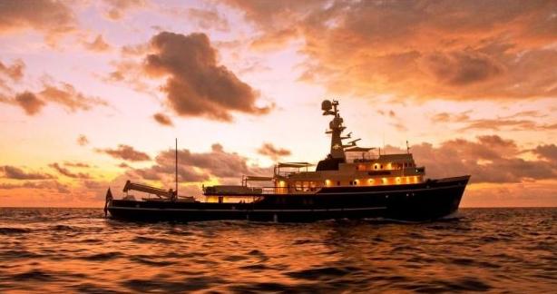 Ollrich Yachts - Seawolf