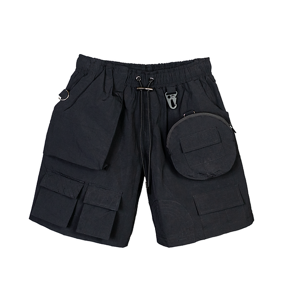 Shorts No.04-BLACK