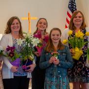 2019-4-21-Easter-Hazaert-Walters girls.j