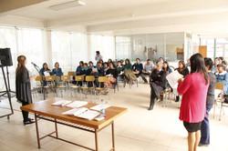 Fundación Arauco en Nuestro Liceo
