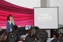 """Charla Libro """"Al Sur de la Alameda"""""""