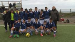Campeones provinciales de fútbol