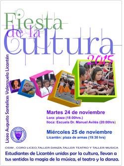 Fiesta de la Cultura