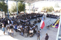 Acto Inauguración año escolar 2016
