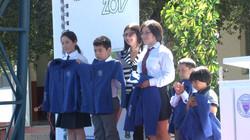 Acto Oficial Inicio del Año Escolar
