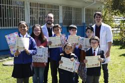 Premiación II CONCURSO DE DIBUJO
