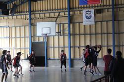 Encuentro de Básquetbol en Curepto