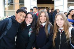 Inicio Escolar Año 2019