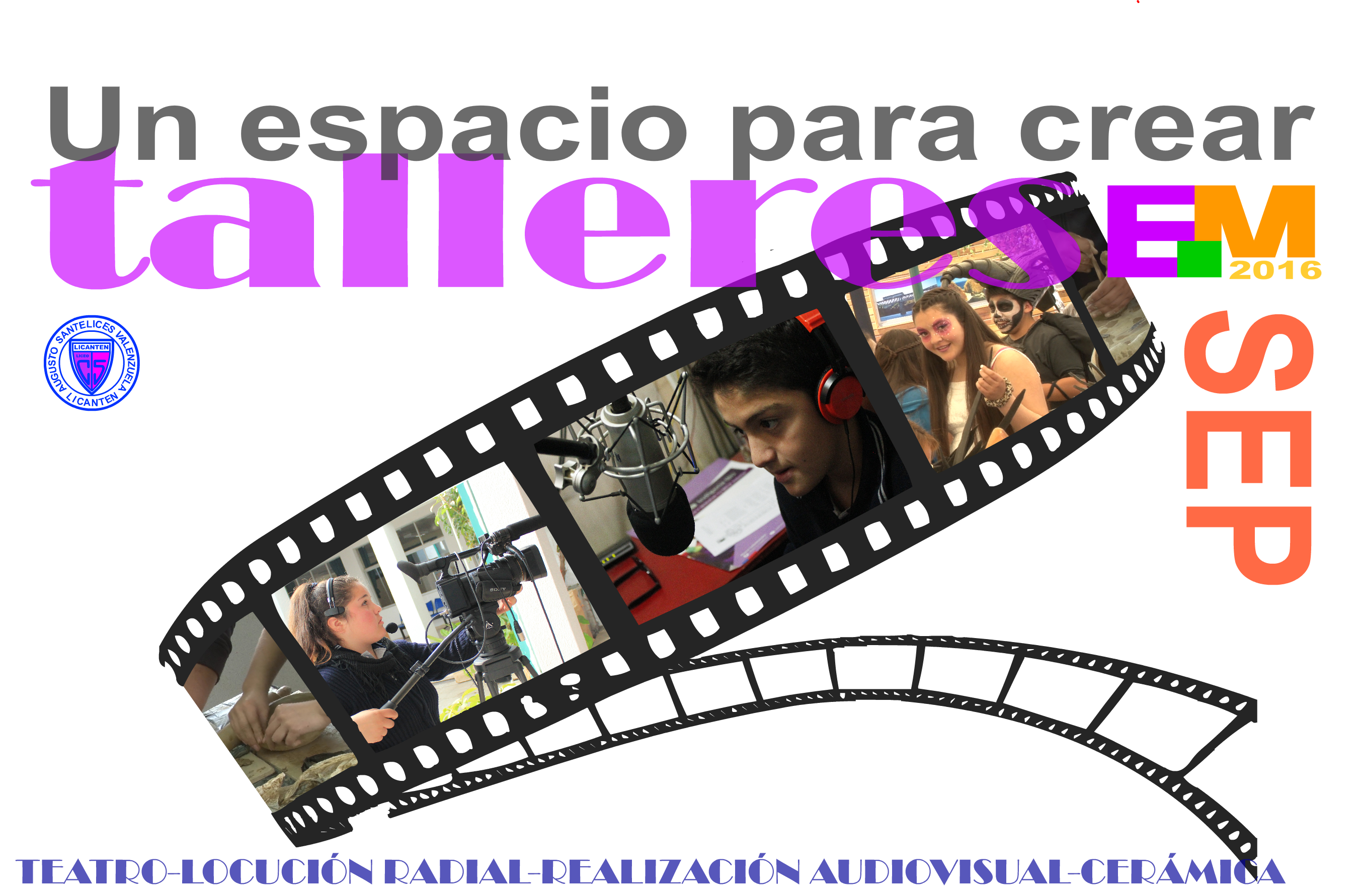 Talleres SEP 2016 en Enseñanza Media