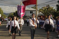Desfile Aniversario de Licantén