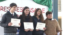Premiación Estudiantes Destacados
