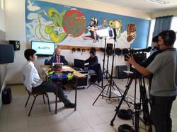 Entrevista a Israel Hernández