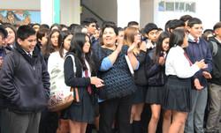 Inicio del Año Escolar 2017