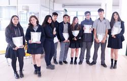 Entrega de Set Escolares Junaeb 2020